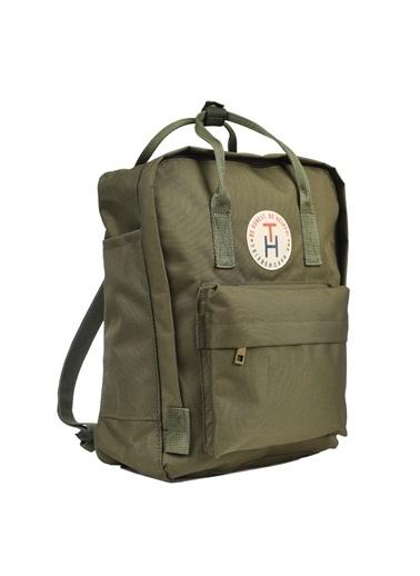 TH Bags Sırt Çantası Haki